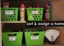 DIY: the pantry project.