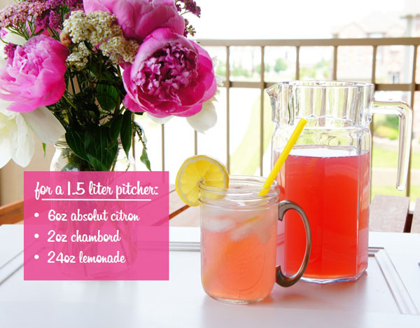 grown-up pink lemonade // LLinaBC.com