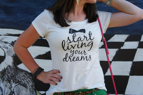 start living your dreams // LLinaBC.com