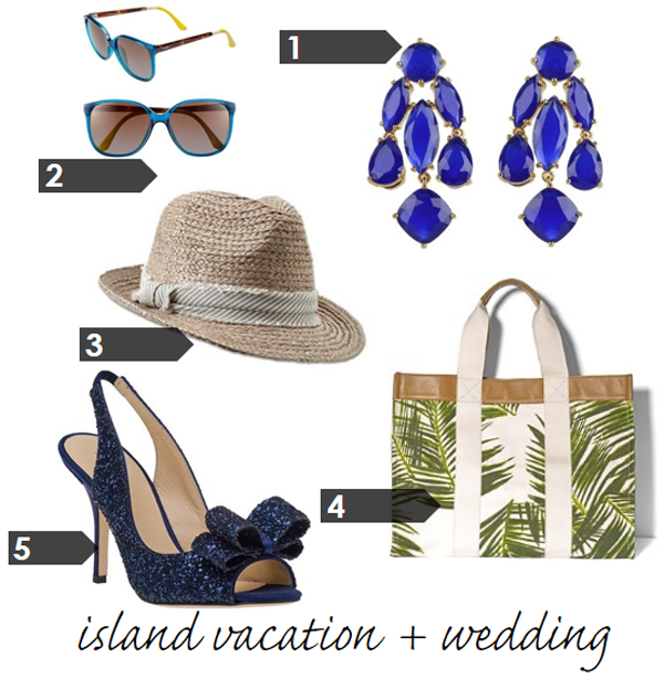 destination wedding essentials // LLinaBC.com