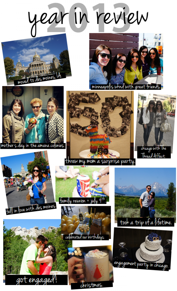 2013: year in review // LLinaBC.com