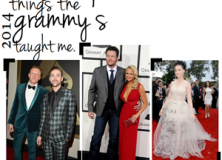 15 tips from the grammy's.