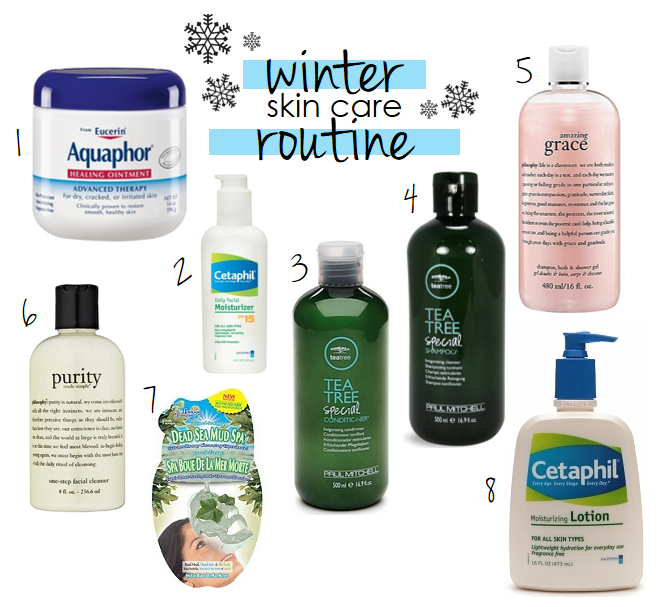 winter beauty routine // LLinaBC.com