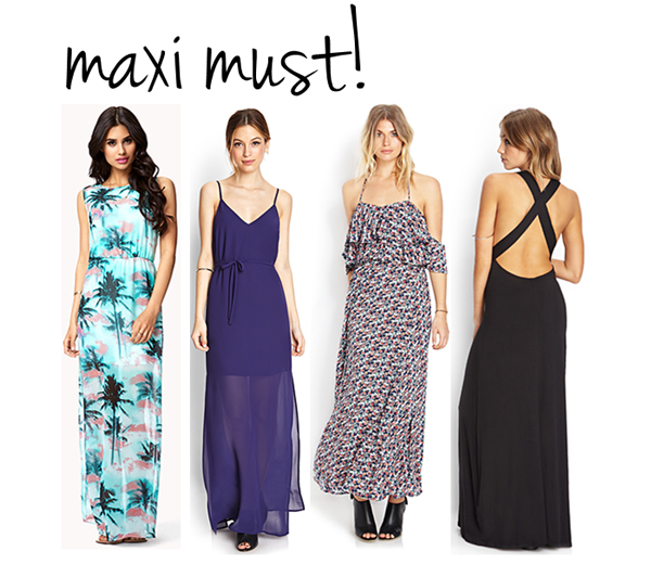 fashion // maxi must c/o LLinaBC.com