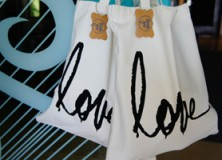 wedding // welcome bags c/o LLinaBC.com