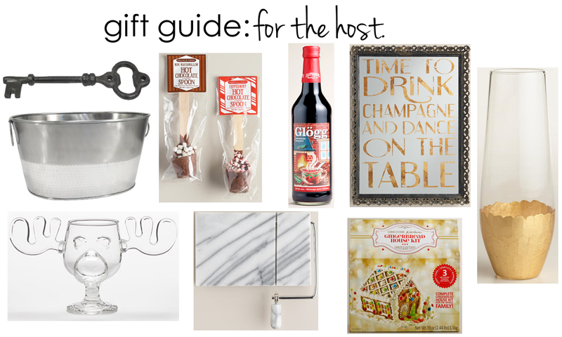 gift guide: for the host c/o LLinaBC.com